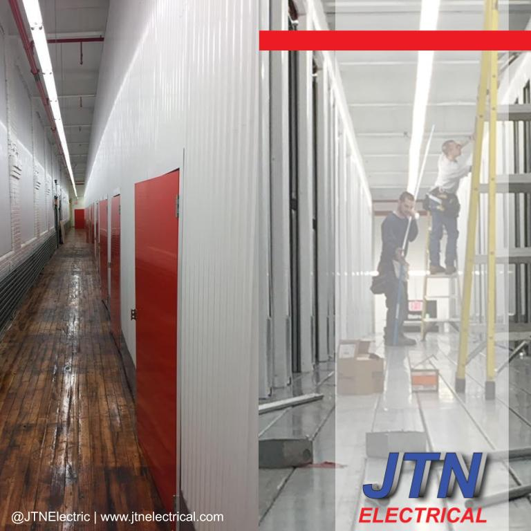 Security work in Holyoke Massachusetts by @JTNelectric
